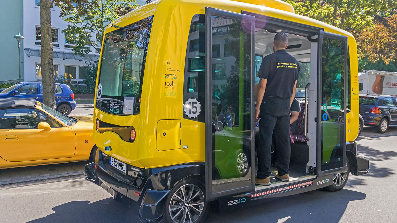 Panorama : La transition vers la conduite autonome et connectée en Allemagne
