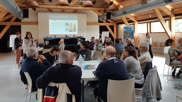 Haute-Garonne demain : les aspirations des citoyen.ne.s comme boussole de l'action départementale