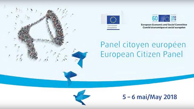 Délibérations citoyennes sur l'avenir de l'Europe