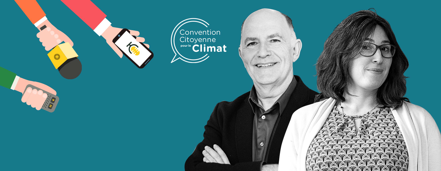 Two insider views into the French Citizens' Convention on Climate